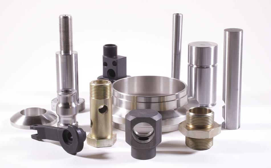 Fabrication de pièces en acier, acier inoxydable et aluminium par décolletage et usinage