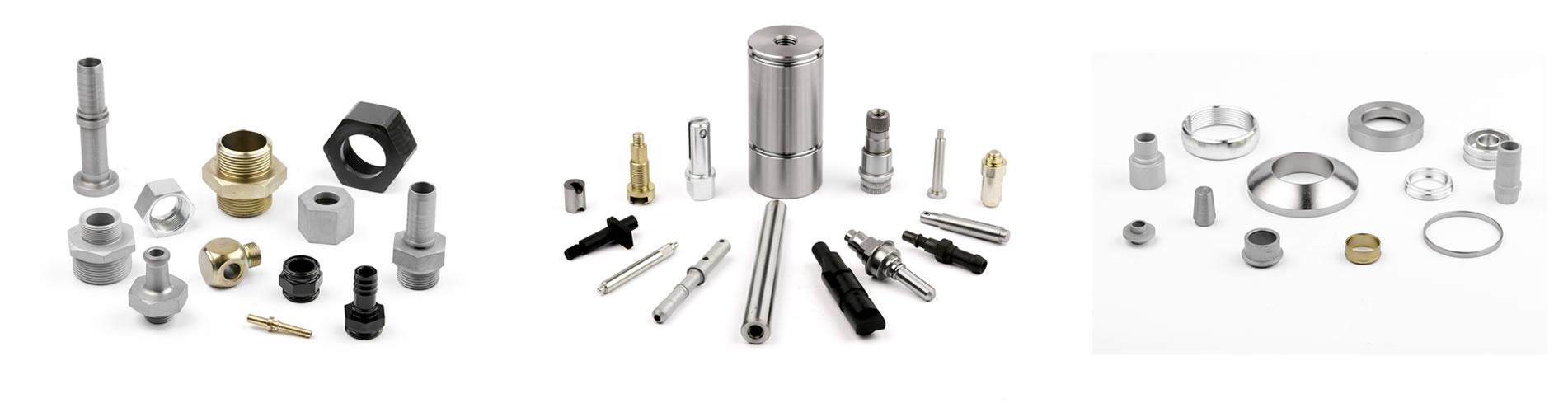 Nous fabriquons des pièces de révolution sur plan en acier, acier inoxydable et aluminium.